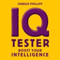 Cover IQ Tester Book