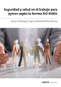 Cover Seguridad y salud en el trabajo para pymes según la Norma ISO 45001