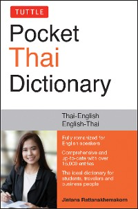 Cover Tuttle Pocket Thai Dictionary