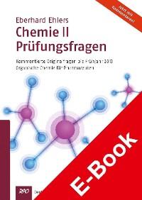 Cover Chemie II - Prüfungsfragen