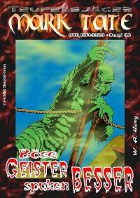 Cover TEUFELSJÄGER 036: Böse Geister spuken besser