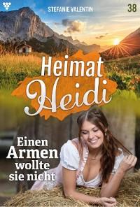 Cover Heimat-Heidi 38 – Heimatroman
