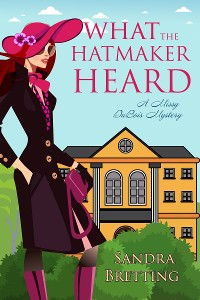 Cover What the Hatmaker Heard