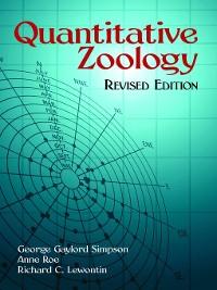 Cover Quantitative Zoology