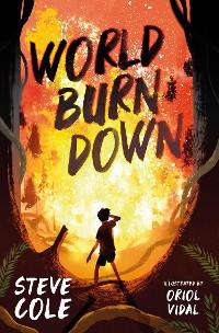 Cover World Burn Down