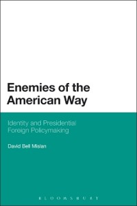 Cover Enemies of the American Way