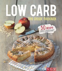 Cover Low Carb - Das große Backbuch