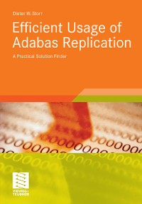 Cover Efficient Usage of Adabas Replication