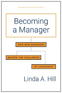Cover Becoming a Manager