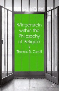 Cover Wittgenstein within the Philosophy of Religion