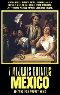 Cover 7 mejores cuentos - México