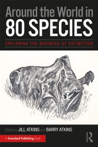 Cover Around the World in 80 Species