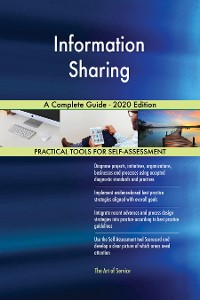 Cover Information Sharing A Complete Guide - 2020 Edition