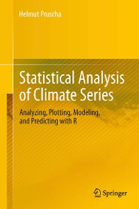Cover Statistical Analysis of Climate Series