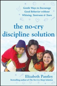 Cover No-Cry Discipline Solution: Gentle Ways to Encourage Good Behavior Without Whining, Tantrums, and Tears