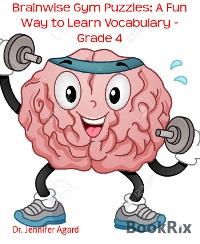 Cover Brainwise Gym Puzzles: A Fun Way to Learn Vocabulary - Grade 4