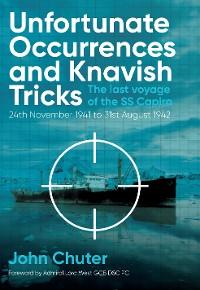 Cover Unfortunate Occurrences and Knavish Tricks