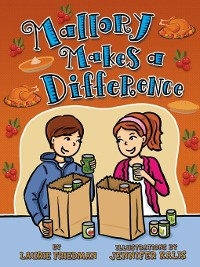 Cover Mallory Makes a Difference