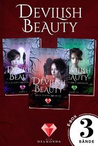 Cover Devilish Beauty: Sammelband der höllisch-knisternden Fantasy-Reihe Band 1-3