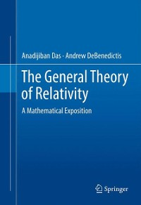 Cover The General Theory of Relativity