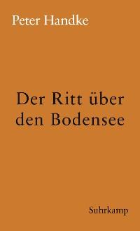 Cover Der Ritt über den Bodensee