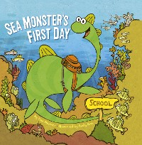 Cover Sea Monster's First Day