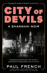 Cover City of Devils