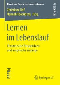 Cover Lernen im Lebenslauf