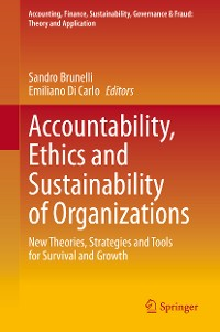 Cover Accountability, Ethics and Sustainability of Organizations