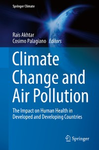 Cover Climate Change and Air Pollution