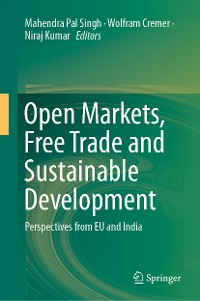 Cover Open Markets, Free Trade and Sustainable Development