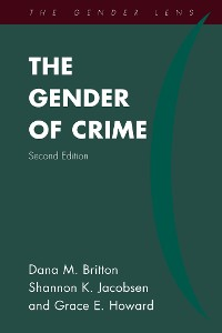 Cover The Gender of Crime