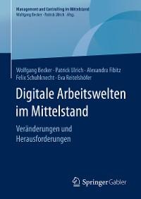 Cover Digitale Arbeitswelten im Mittelstand