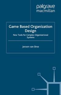 Cover Game Based Organization Design