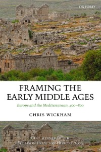 Cover Framing the Early Middle Ages