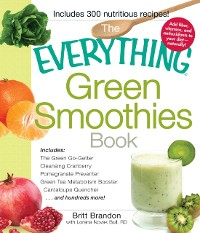 Cover Everything Green Smoothies Book