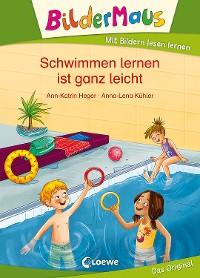 Cover Bildermaus - Schwimmen lernen ist ganz leicht