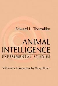 Cover Animal Intelligence