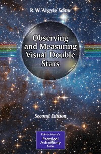 Cover Observing and Measuring Visual Double Stars