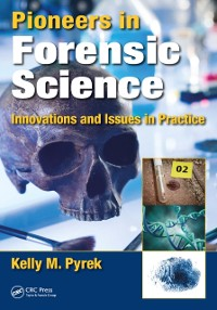 Cover Pioneers in Forensic Science