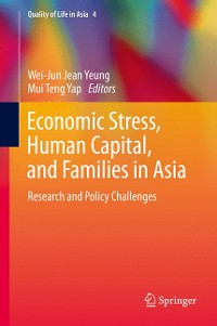 Cover Economic Stress, Human Capital, and Families in Asia