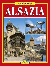 Cover Alsazia Libro Oro Edizione Italiana