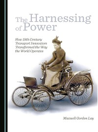 Cover The Harnessing of Power
