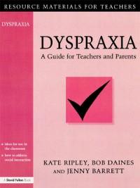 Cover Dyspraxia