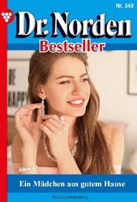 Cover Dr. Norden Bestseller 349 – Arztroman