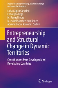 Cover Entrepreneurship and Structural Change in Dynamic Territories