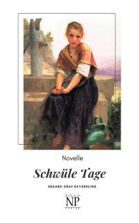 Cover Schwüle Tage