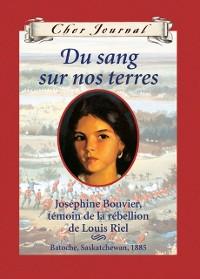 Cover Cher Journal : Du sang sur nos terres