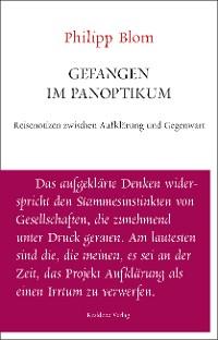 Cover Gefangen im Panoptikum