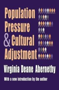 Cover Population Pressure and Cultural Adjustment